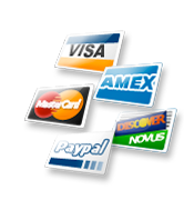 Ground Force Lawncare accepts Visa, Mastercard, American Express, Discover, and PayPal!